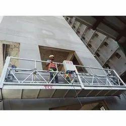 Galvanized Suspended Cradle Platform