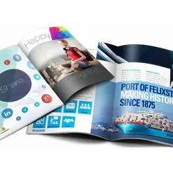 Digital Magazine Printing Services