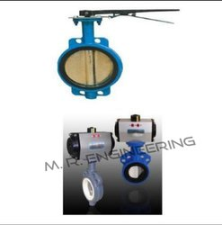Batching Plant Butterfly Valve