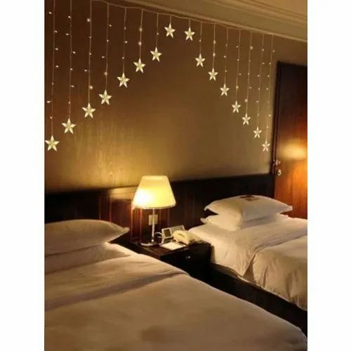 Fluorescent Pvc Bedroom Led Curtain Light Rs 450 Piece Zenith Plastic Store Id 21540457348
