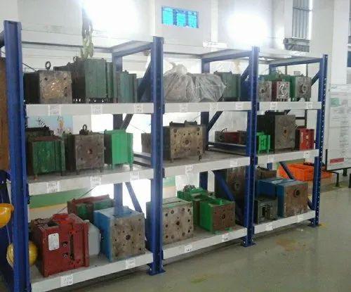 Mold (Die) Storage Rack