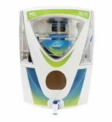 Aqua Fresh Green Candy Model 15 l Ro  Uv  Uf  Tds  Purify Mineral Water Purifier