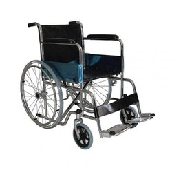 Manual Patient Wheelchair