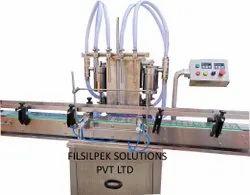 Edible Oil Bottle Filling Machine