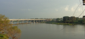 River Over Bridge Construction Service