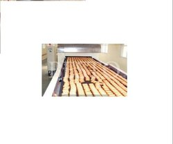 Rusk Baking Tunnel Oven