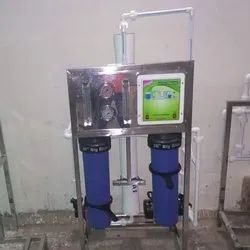 Semi-Automatic Water Plant