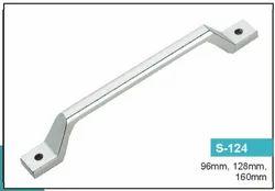 S-124 Zinc Cabinet Handle