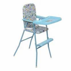 INFANTO Metal Basic Baby High Chair