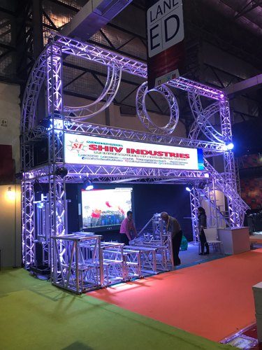Truss Structure - Lighting Aluminum Truss Manufacturer from