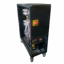 Single Phase Static Voltage Stabilizer, Floor, Current Capacity: 21A