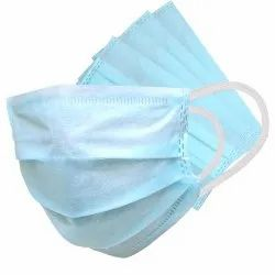 Oriley 3 Ply Surgical Disposable Mask 25 GSM Unisex Face Mask Non-woven Fabric for (25 PCS)