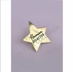 1022 Star Badge