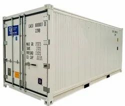 PUF Insulated Brand New Container
