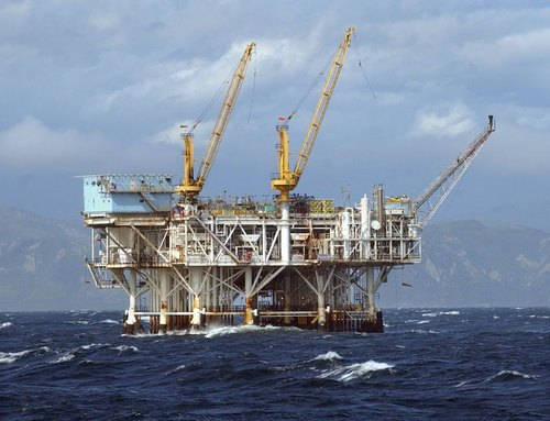 Offshore Oil Rig | Hydro Hydraulic Marine Equipment Services Private