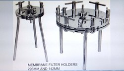 Unipack Membrane Filter Holders, for For Sterile Filtration of pharmaceuticals and Biological solutions