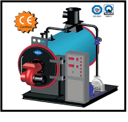 Wood Thermic Fluid Heater