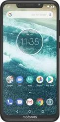 Motorola One Power P30 Note XT1942-2 Display with Touch Screen Glass Combo Folder