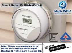 BIS Certification For Smart Meter