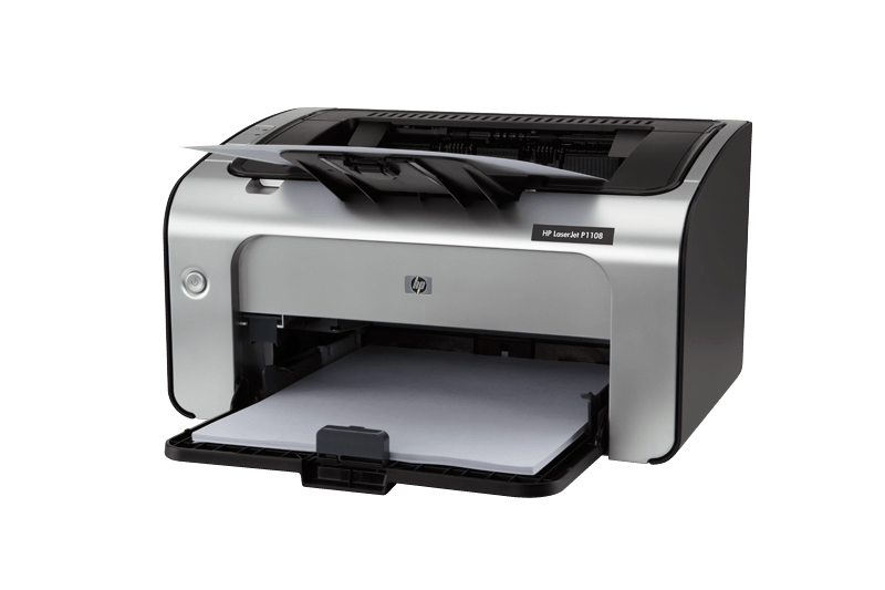 HP Pro P1108 Black & White Laserjet Single-Function Printer, Upto 19 ...