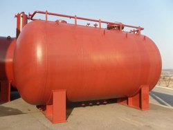Bear Storage Tank