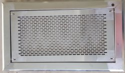 SS-304 Supply & Return Air Grills