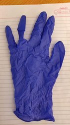Nitrle Examination Gloves