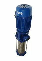 2 M Vertical Multistage Coolant Pump, For CNC Machines