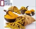 Erode Yellow Turmeric Haldi For Spices