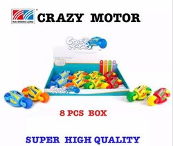 Mix Colour Crazy Motor Toy