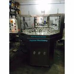 100 BPM Glass Bottle Washing Machine