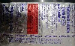 4mg Salbutamol Sulphate Tablets
