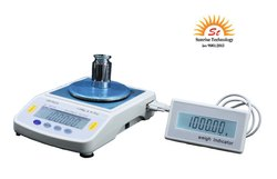 ABS电动珠宝规模DJ型号600GM X 10毫克,自动化等级:手动,用于金熔化