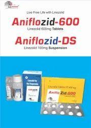 Linezolid 600mg  Tablet