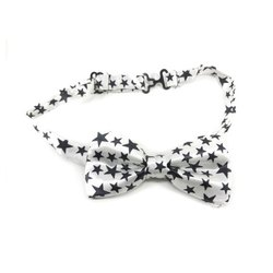 Kidofash Star Print Bowties for Kids