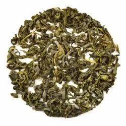Organic Green Tea, 1 kg, Packaging Type: Plastic Packet