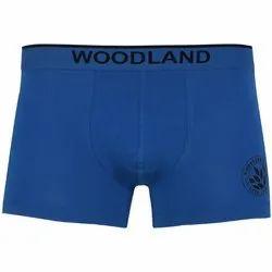 Woodland IWTF 001 Men's Plain Cotton Trunk