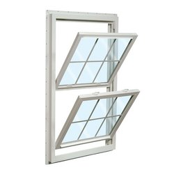Aluminium Vertical Window, For Home, Office