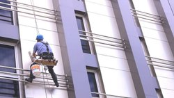 Aluminium Composite Panel Cleaning Services