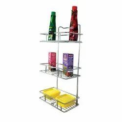 Stainless Steel Mochen Multi Purpose Shelf For Kitchen & bathroom