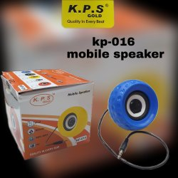 Kps-016 Mobile Speaker Aux Wired