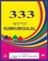 333 Brand Gulal Powder