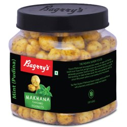 Bagrrys Mint Flavoured Makhana
