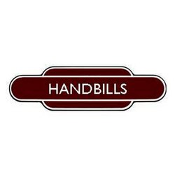 Handbill Printing Service