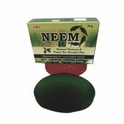 75 GM Neem Tulsi Soap