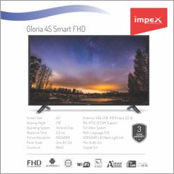 Impex Gloria 45 inches Television