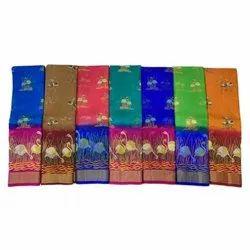 Printed Buta Silk Saree