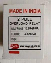 2 Pole Relay