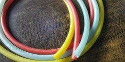 Silicone Rubber Color Tubes