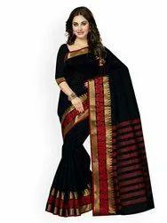 Printed Chiffon Beautiful Sarees